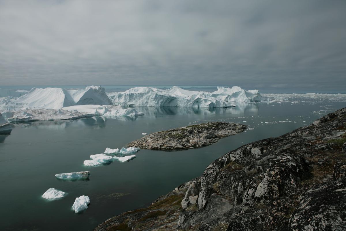 Arctic, Arktis, Greenland, Grönland, West Coast, Westküste, Disko Bay, Diskobucht, Ilulissat, Iceberg, Eisberg, Sea, Meer, Water, Wasser, Hans-Joachim Eggert