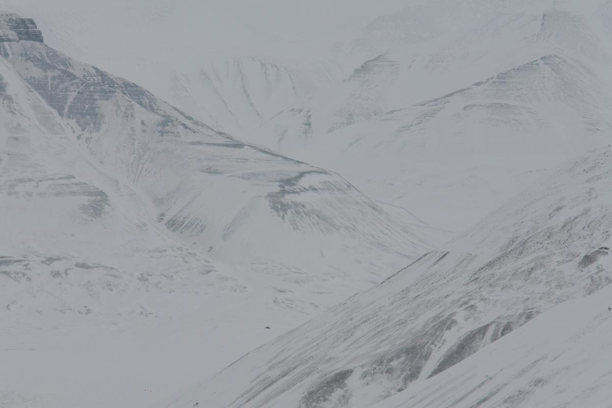 Arctic, Arktis, Svalbard, Spitzbergen, Mälardalen, Longyearbyen, Valley, Tal, Mountain, Berg, Ice, Eis, Snow, Schnee, Hans-Joachim Eggert