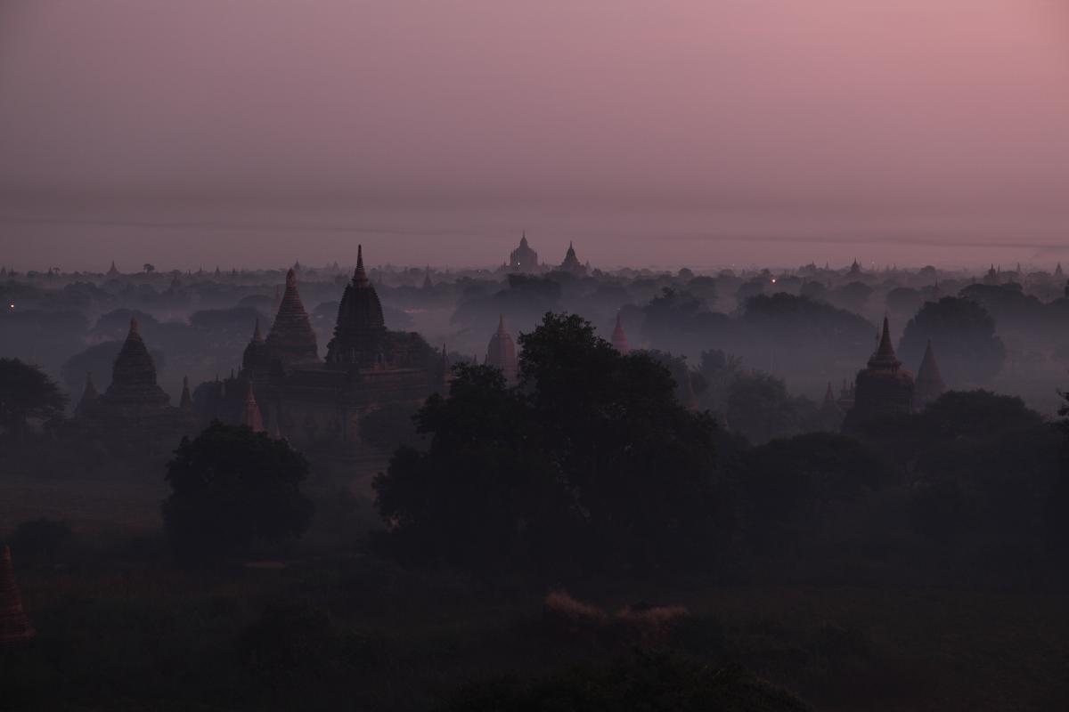 Asia, Asien, Myanmar, Burma, Bagan, Hans-Joachim Eggert