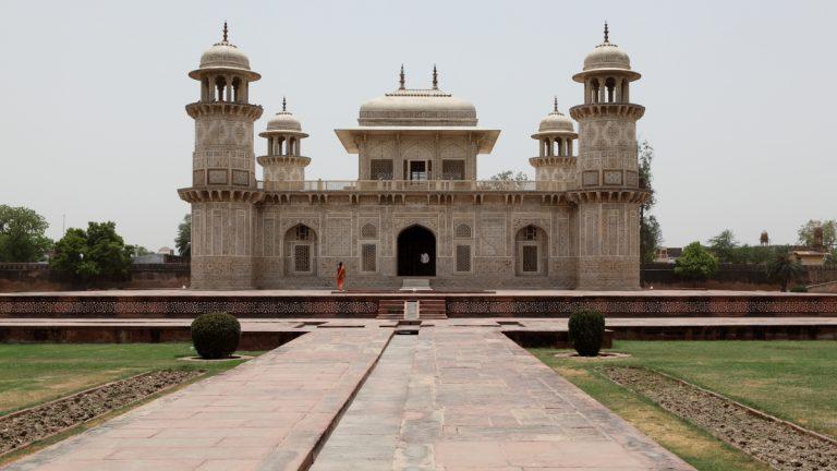 Asia, Asien, India, Indien, Uttar Pradesh, Agra, Itimad-ud-Daula, Mausoleum, Hans-Joachim Eggert