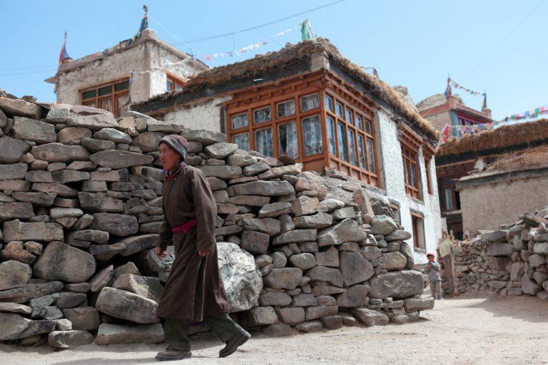Asia, Asien, India, Ladakh, Hemis, Portrait, Men, Mann, Village, Dorf, Hans-Joachim Eggert