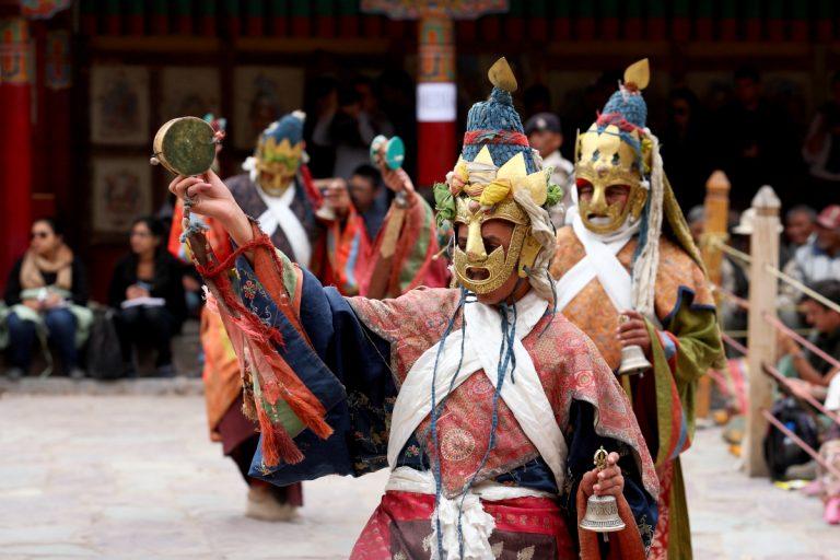 Asia, Asien, India, Indien, Ladakh, Hemis, Festival, Zeremonie, People, Portrait, Hans-Joachim Eggert
