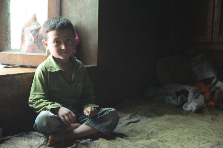 Asia, Asien, India, Indien, Jammu and Kashmir, Kaschmir, Ladakh, Turtuk, Nubra Valley, People, Portrait, Child, Kind, Hans-Joachim Eggert