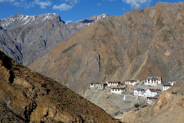 Asia, Asien, India, Himachal Pradesh, Kibber, Village, Dorf, Hans-Joachim Eggert