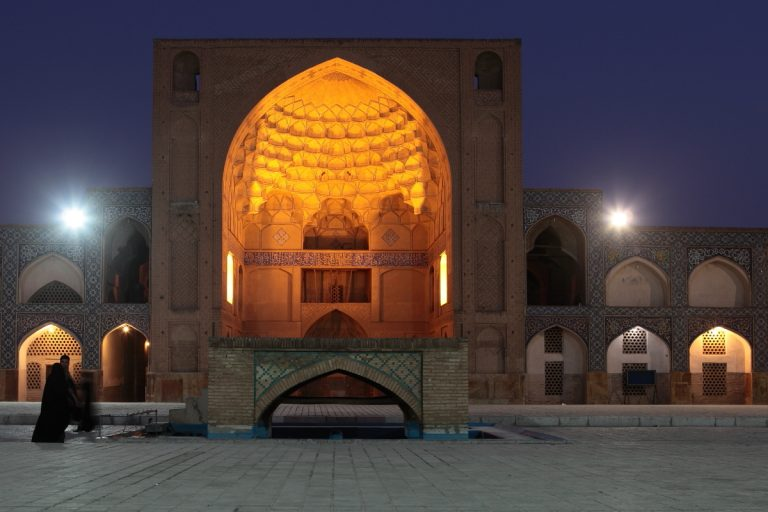West Asia, Vorderasien, Asien, Iran, Esfahan, Isfahan, Jame Mosque, Freitagsmoschee, Hans-Joachim Eggert