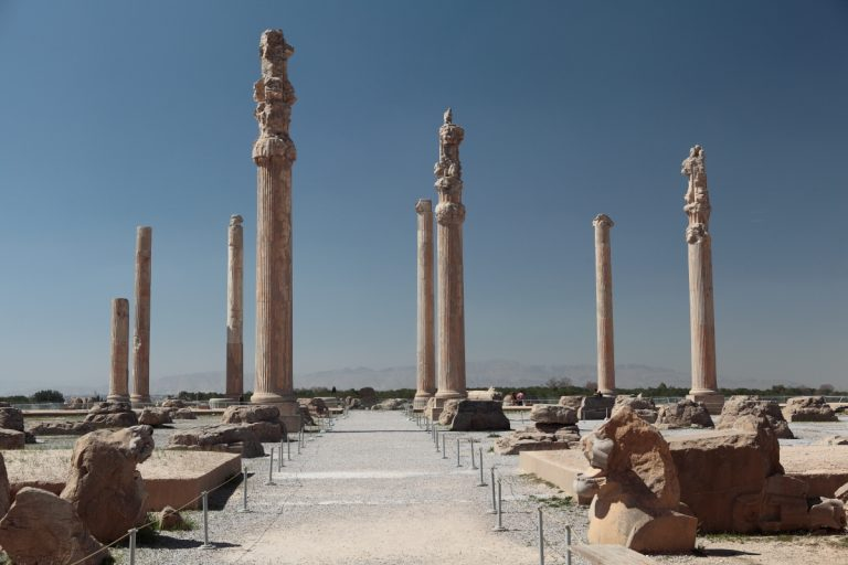 West Asia, Vorderasien, Asien, Iran, Persepolis, Hans-Joachim Eggert
