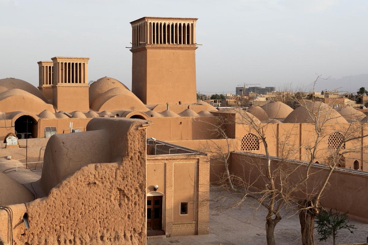 West Asia, Vorderasien, Asien, Iran, Yazd, Desert City, Wüstenstadt, Hans-Joachim Eggert