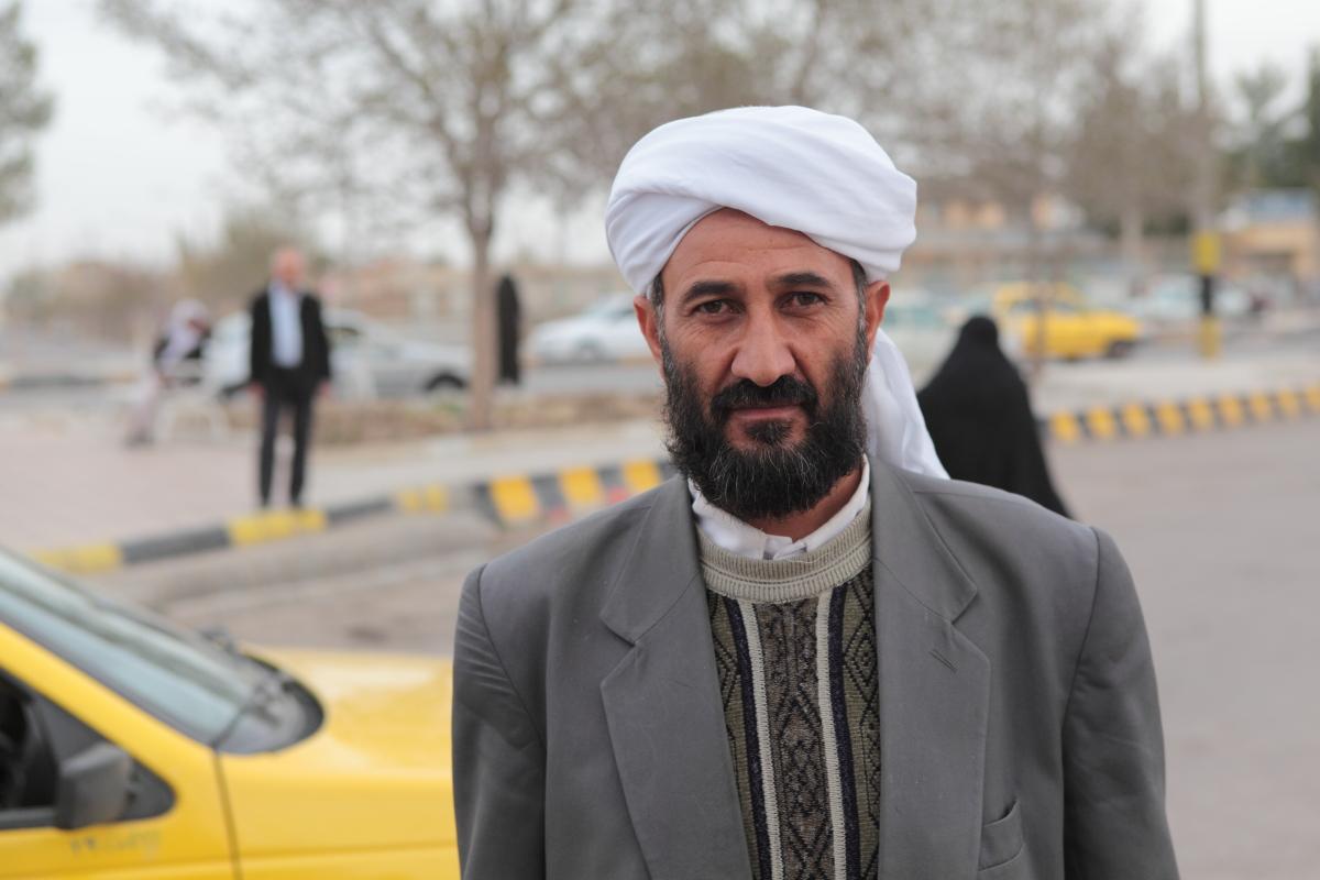 West Asia, Vorderasien, Asien, Khorasan Province Provinz, Torbat e Jam, Torbat Jam, People, Portrait, Hans-Joachim Eggert