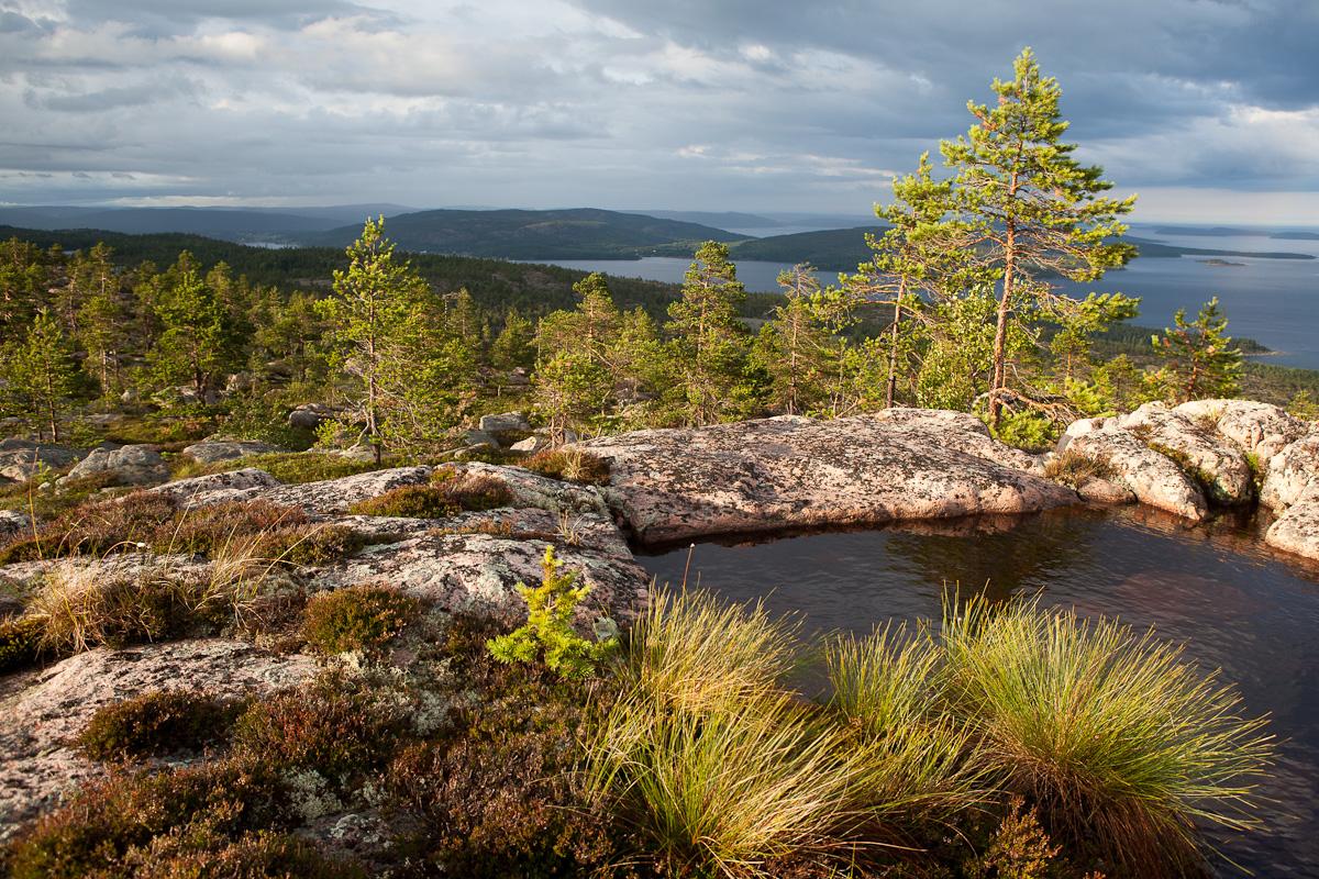 Europe, Europa, Sweden, Schweden, Västernorrland, The High Coast, Hohe Küste, Skuleskogen National Park, Hans-Joachim Eggert