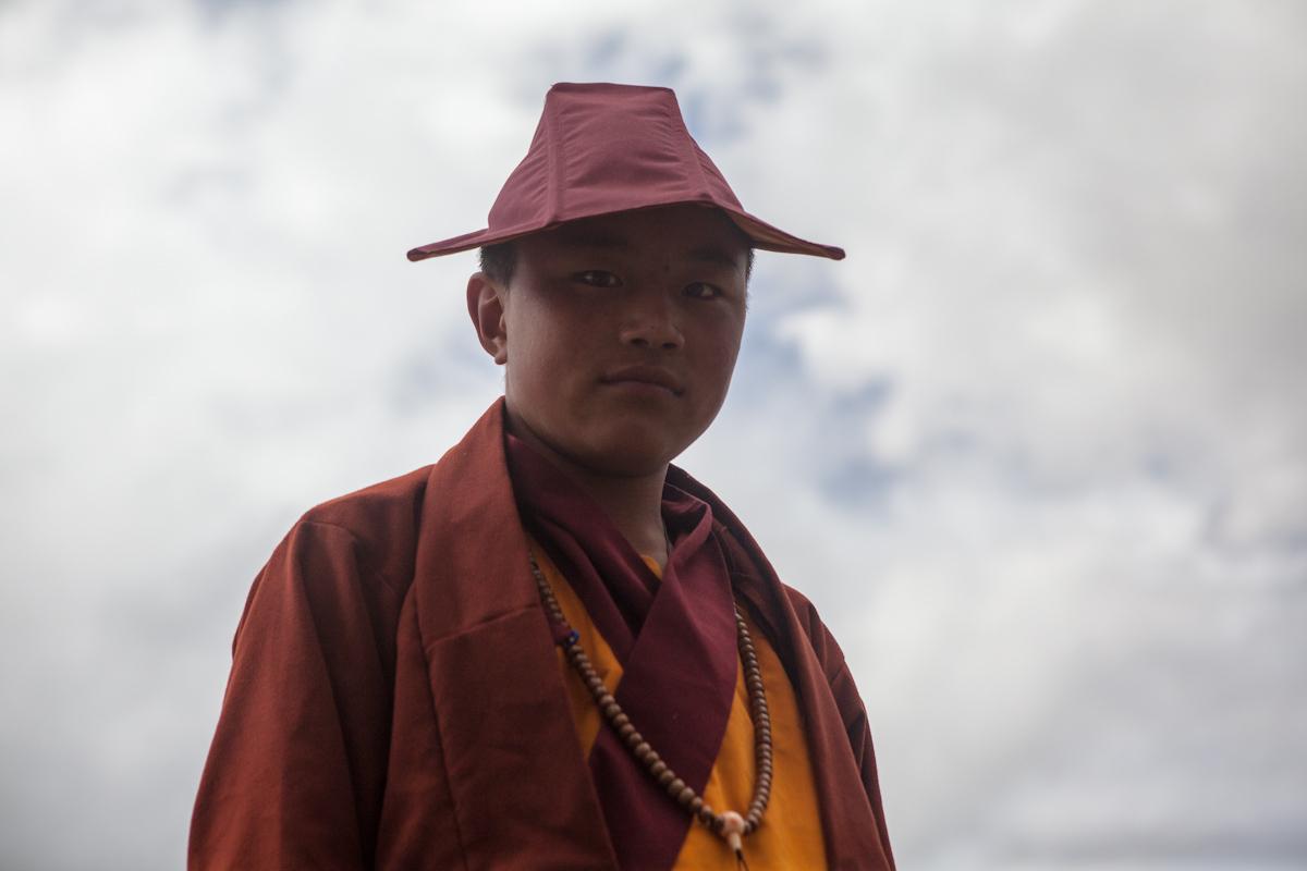 Bhuddistische Akademie Ani Gompa Tagong - Autonome Präfektur Garzê Tibet - China