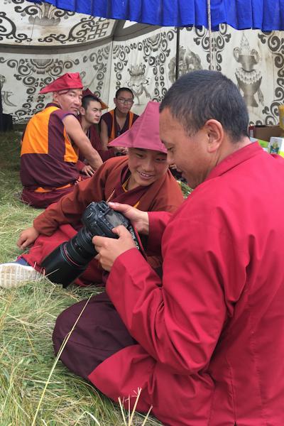 Fotoworkshop Bhuddistische Akademie Ani Gompa Tagong - Autonome Präfektur Garzê Tibet - China