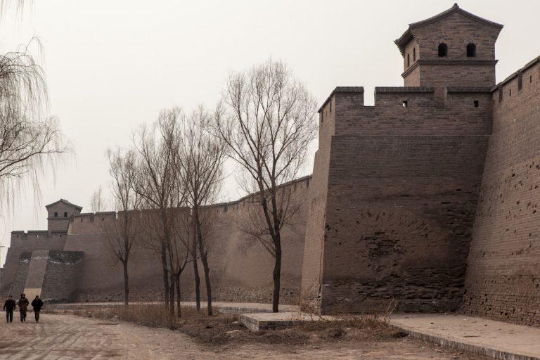 Stadtmauer in Pingyao - Shanxi - China