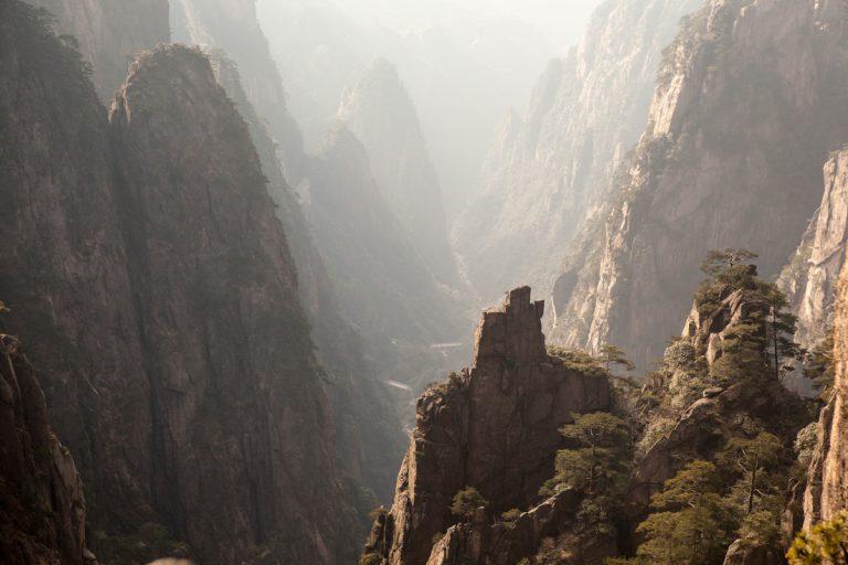 Huang Shan - Anhui - China