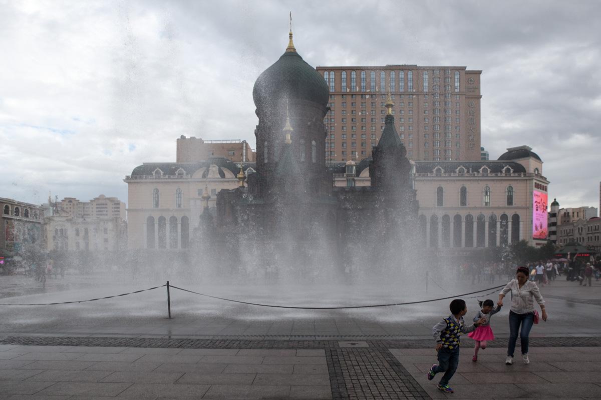 Sophienkathedrale in Harbin - Heilongjiang - China