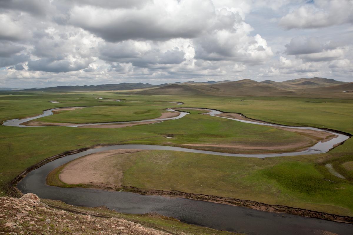 Hulun Buir Grasslands - Inner Mongolia - China