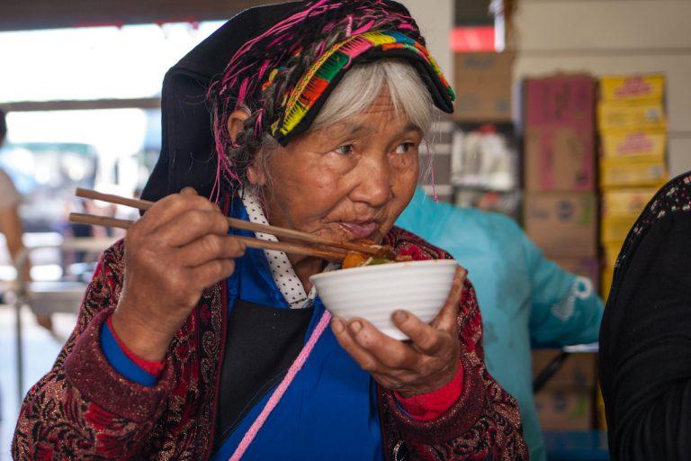 Luding - Autonome Präfektur Garzê Tibet - China
