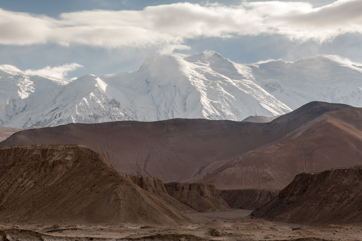 Karakorum - Xinjiang - China
