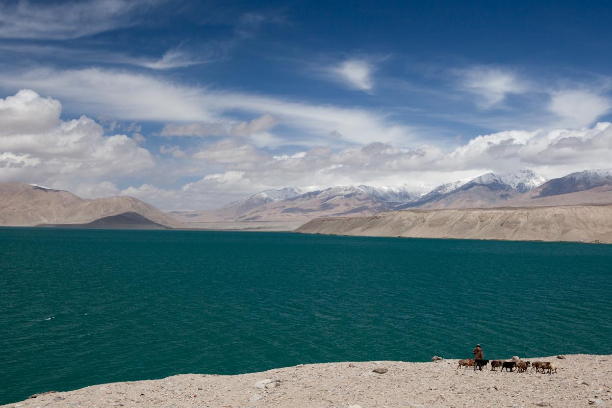 Asia, Asien, China, Xinjiang, Karakorum, Kala Kule Lake, Sea, See, Hans-Joachim Eggert