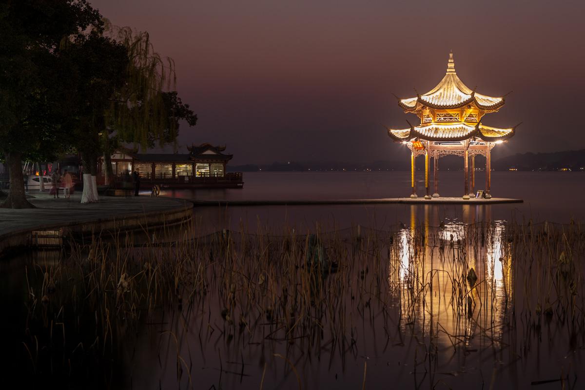 Asia, Asien, China, Zhejiang, Hangzhou, West Lake, Westsee, Hans-Joachim Eggert