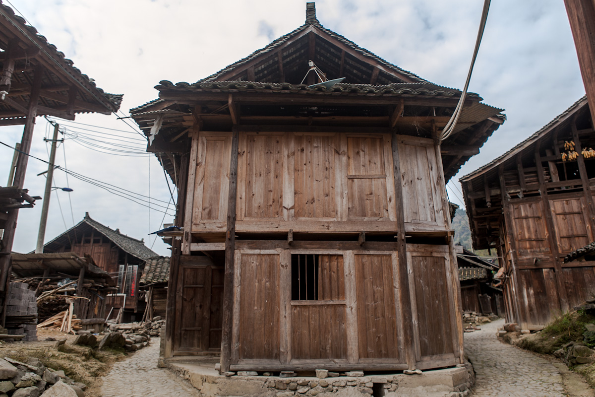 Asia, Asien, China, Guizhou, Shiqiao, Papermaking, Woman, Work, Arbeit