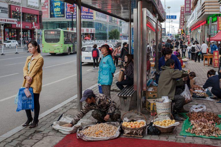 Autonomer Bezirk Yanbian der Koreaner Yanji Jilin China
