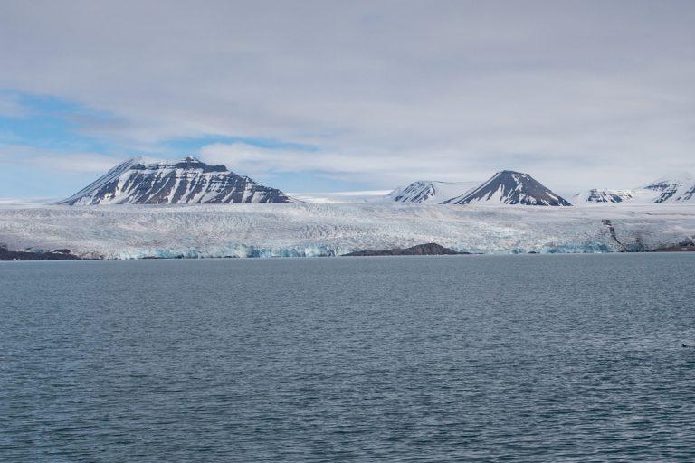 arktis arctic spitzbergen svalbard billefjord nordenskiöldbreen