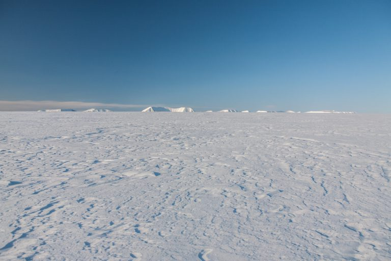 arktis arctic spitzbergen svalbard Platåberget winter schnee snow