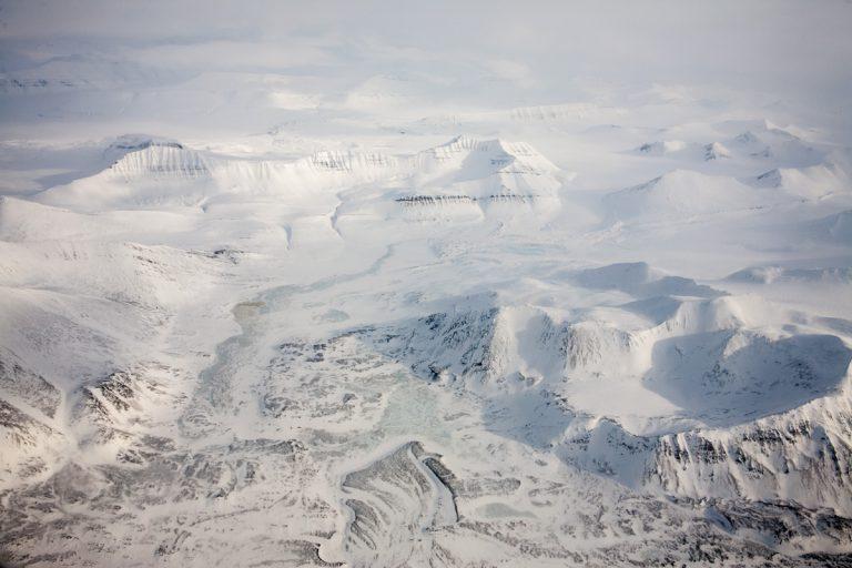 arktis arctic spitzbergen svalbard Nordenskiöldkysten Küste Nordenskiöldküste winter schnee snow