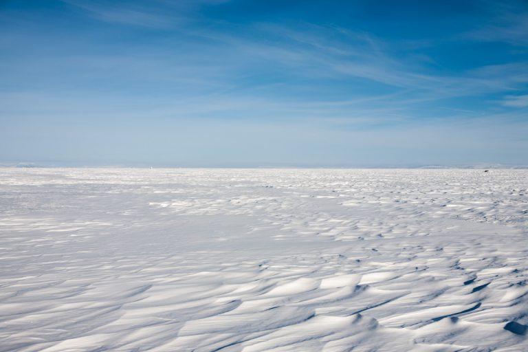 Arctic Arktis Svalbard Spitzbergen Eis Snow Schnee Eastcoast Ostküste Storfjord Sabine-Land