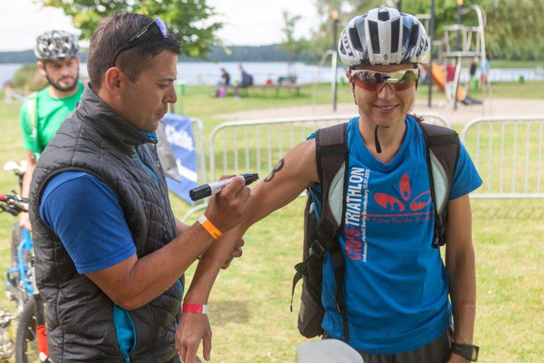 Germany Angermünde Wolletzsee Schorfheide Triathlon Crosstriathlon xterra